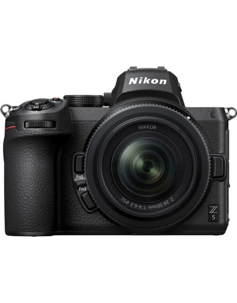 Nikon Nikon Z5 Mirrorless Digital Camera with 24-50mm Lens