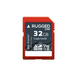 Promaster Promaster SDHC 32GB Rugged CINE UHS-II