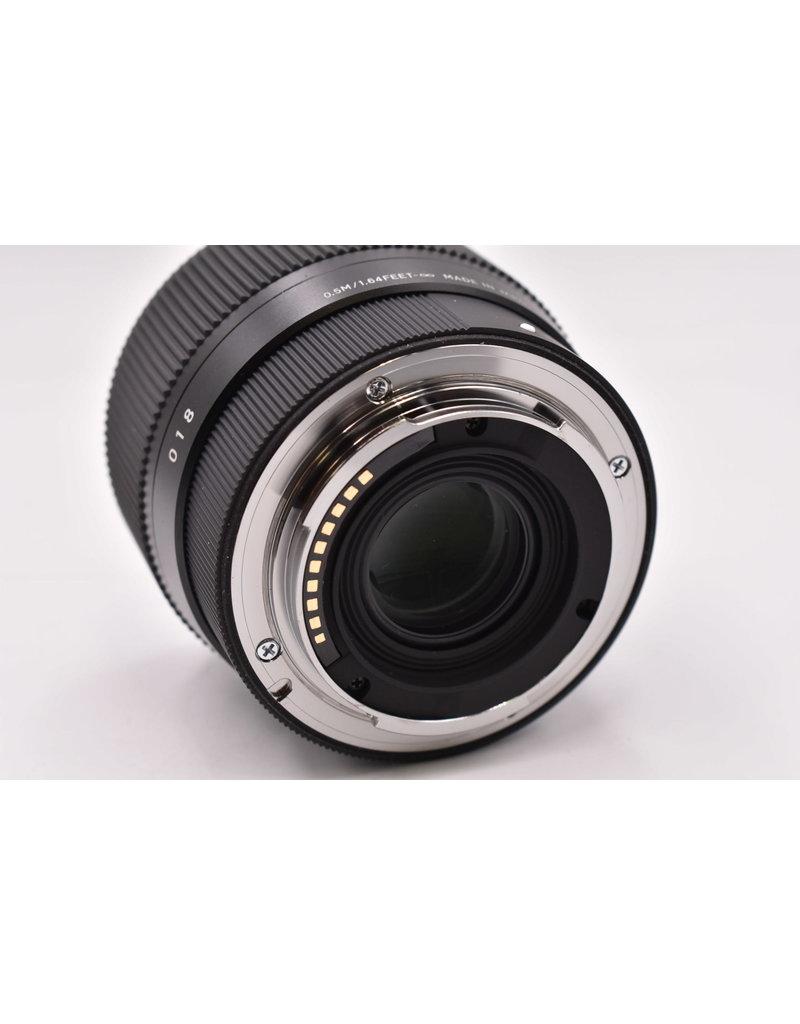 Sigma 56mm F1.4 DC DN Sony E Mount