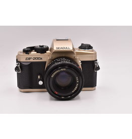 """Pre-Owned """"Like New"""" Seagull DF-200A With 50mm F1.8"""