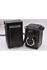 Pre-Owned  Lubitel 2 TLR 120mm Vintage Film Camera  6x6 Medium Format  USSR