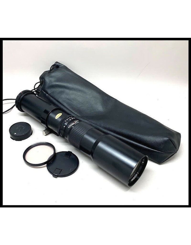 Pre-Owned Toyo Optics 500mm F8 T-Mount