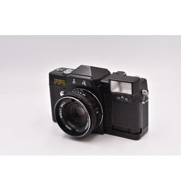 Pre-Owned  Great Wall PF-1 35mm Camera With Flash and 40mm F2.8 Lens