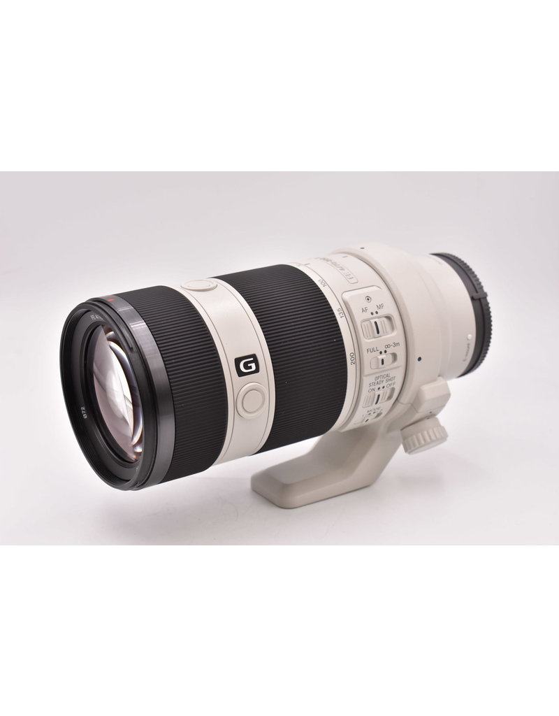Sony Pre-Owned Sony 70-200mm F4 G OSS