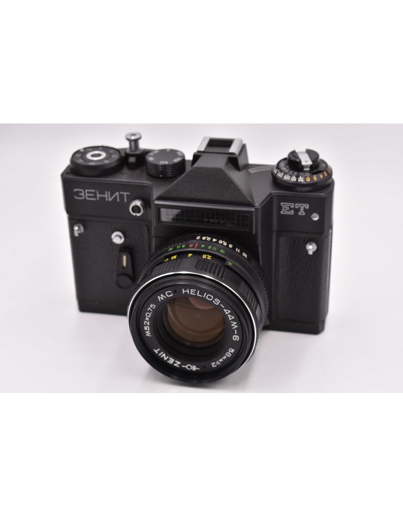 Pre-Owned Russian Zenith ET With 50mm F2