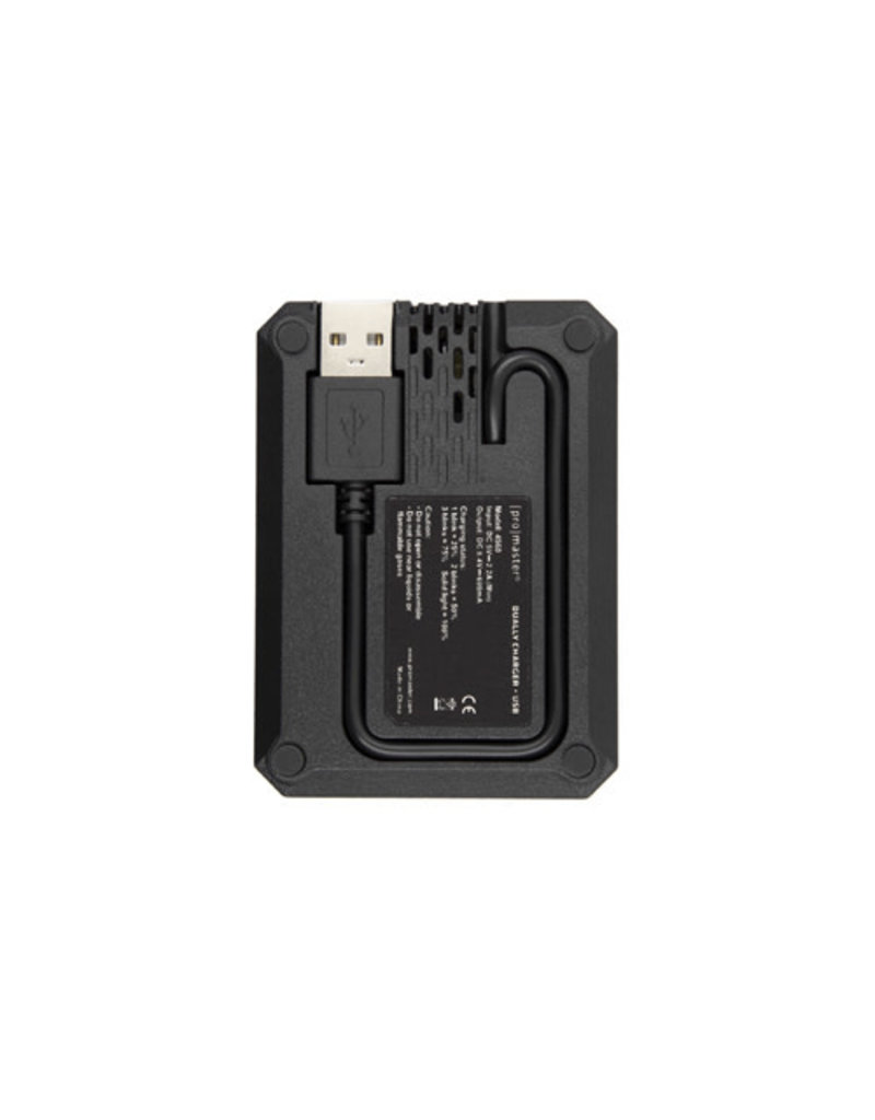 Promaster Dually Charger - USB for Sony NP-FW50
