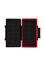 Promaster Rugged Memory Case for SD & Micro SD