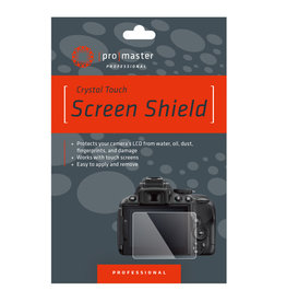 Promaster Crystal Touch Screen Shield - Sony A6600, A6400, A6100