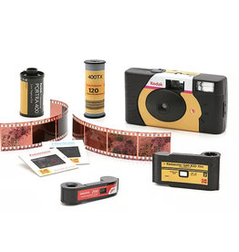 1. Film Developing 35mm, 120, 620, 110, and 126 Color or Black And Whit
