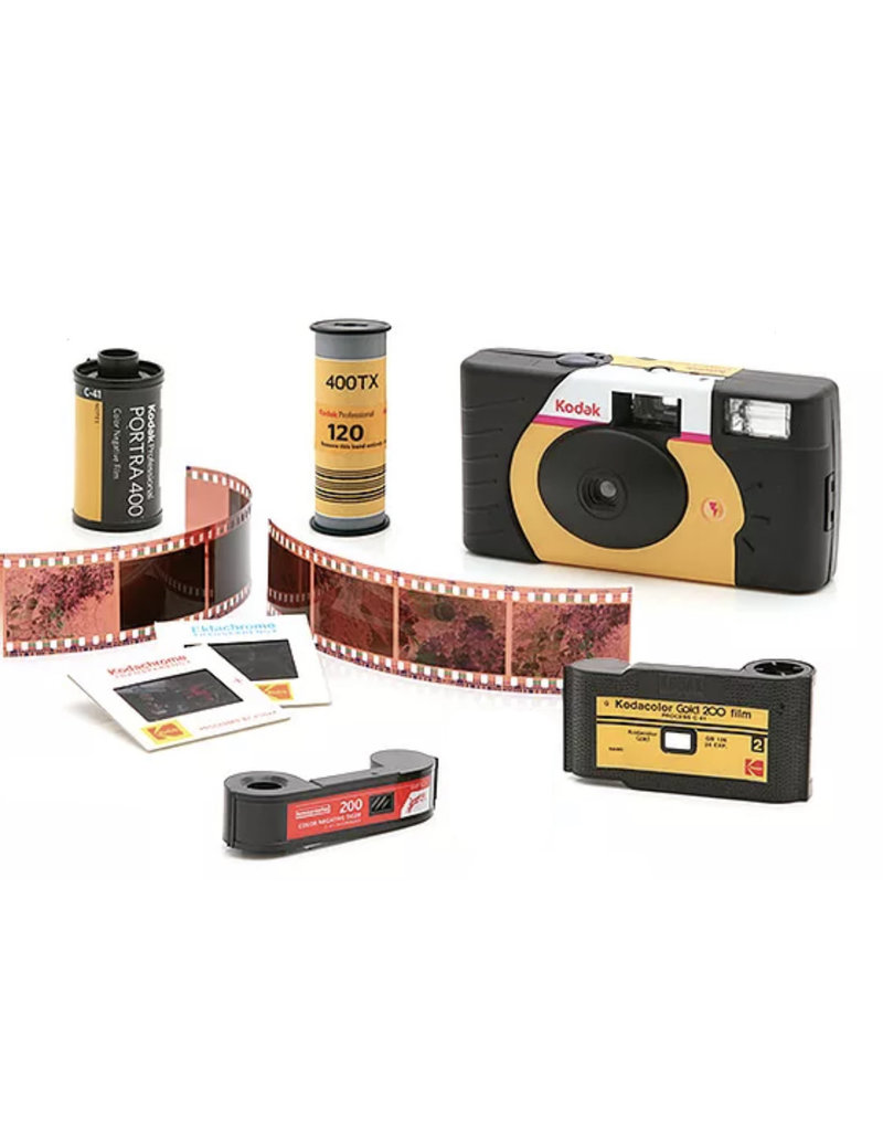 1. Film Developing  35mm, 120, 620, 110,  and 126 Color or Black And White
