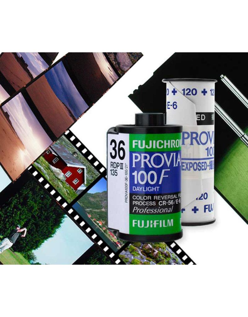 1. Slide Developing 35mm/120