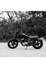 3. 120 Black & White Prints 5X5 12 Exposures