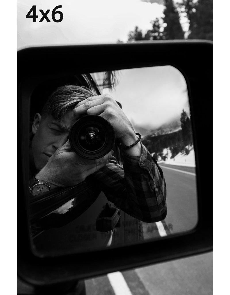 3. 35mm Black & White Prints 4X6 24 Exposure