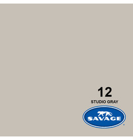 "Savage Savage 12 Studio Gray 107"""