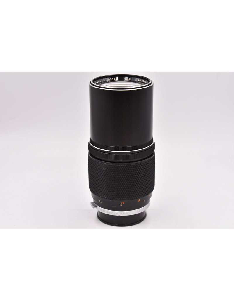 Pre-Owned Olympus 200mm F4 OM