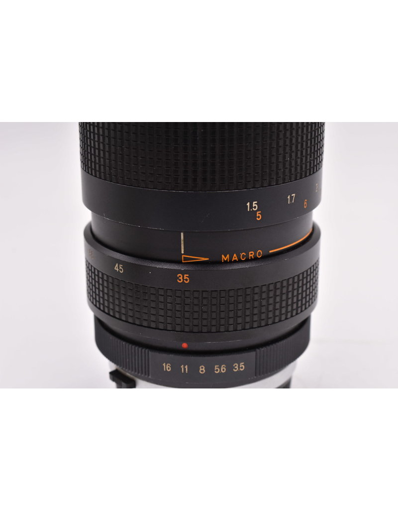 Pre-Owned 35-105mm For Olympus OM Mount Cameras