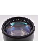 Promaster Pre-Owned 200mm F3.3 For Canon FD Mount