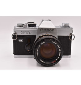 Canon Pre-Owned Canon FTb With 50mm F1.4 S.S.C.