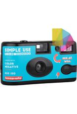 Lomography Lomography Color Negative 400 Simple Use Film Camera