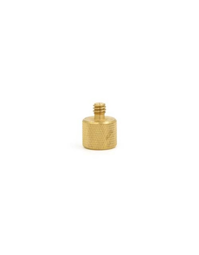 """Promaster Small Thread Adapter - 3/8""""-16 female to 1/4""""-20 male"""