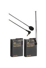 Azden Azden WLX-PRO+i VHF Camera-Mount Wireless Omni Lavalier Microphone System for Smartphones