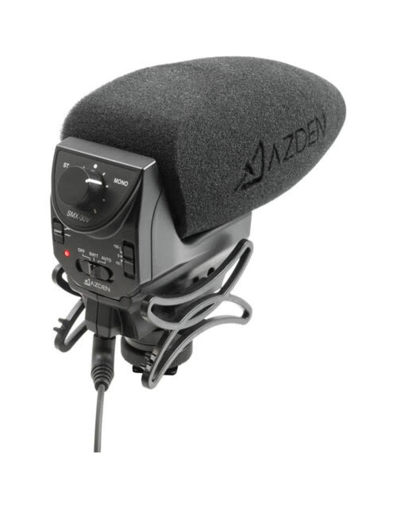 Azden Azden SMX-30V Stereo/Mono Mixable Video Microphone