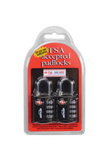 SKB SKB TSA Combination Padlock (2-Pack)