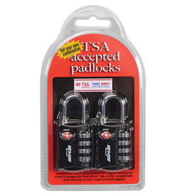 SKB SKB TSA Combination Padlock (2-Pack)