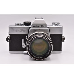 Pre-Owned Minolta SRT101 With 50mm F2