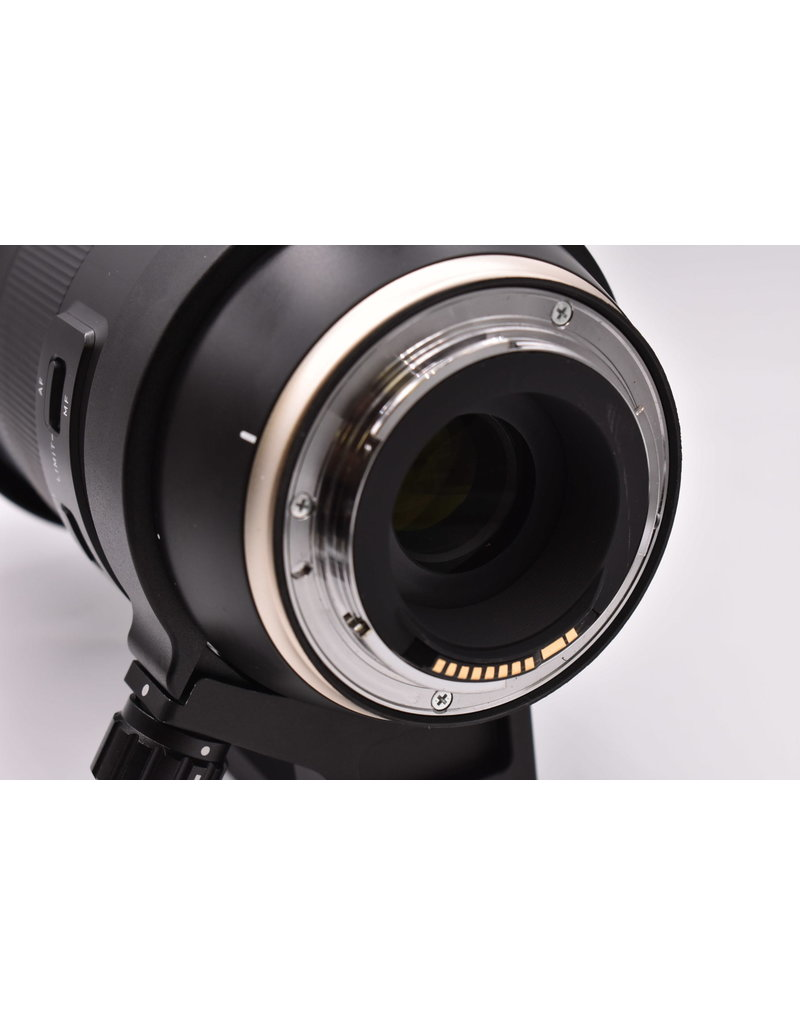 Tamron Pre-Owned Tamron 100-400mm F4.5-6.3 VC Canon