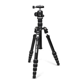 Promaster XC-M 522K Professional Tripod Kit with Head - Silver