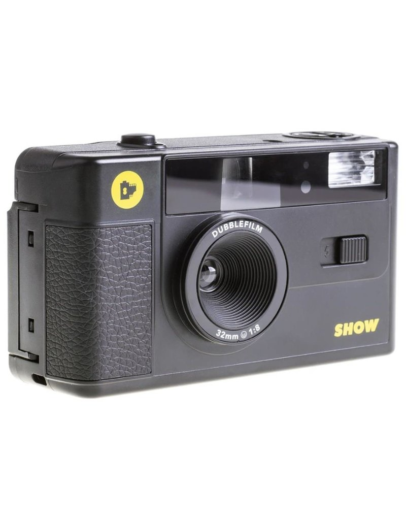 Dubble Film Show Camera - Black