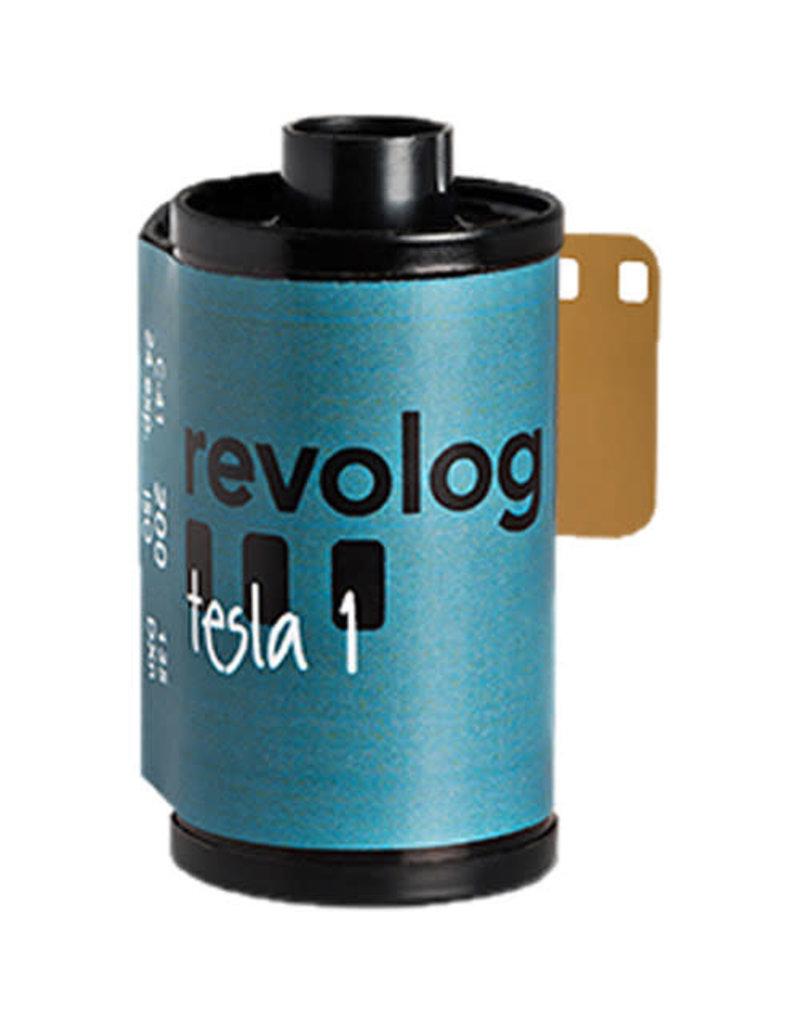 Revolog REVOLOG Tesla 1 200 Color Negative Film (35mm Roll Film, 36 Exposures)