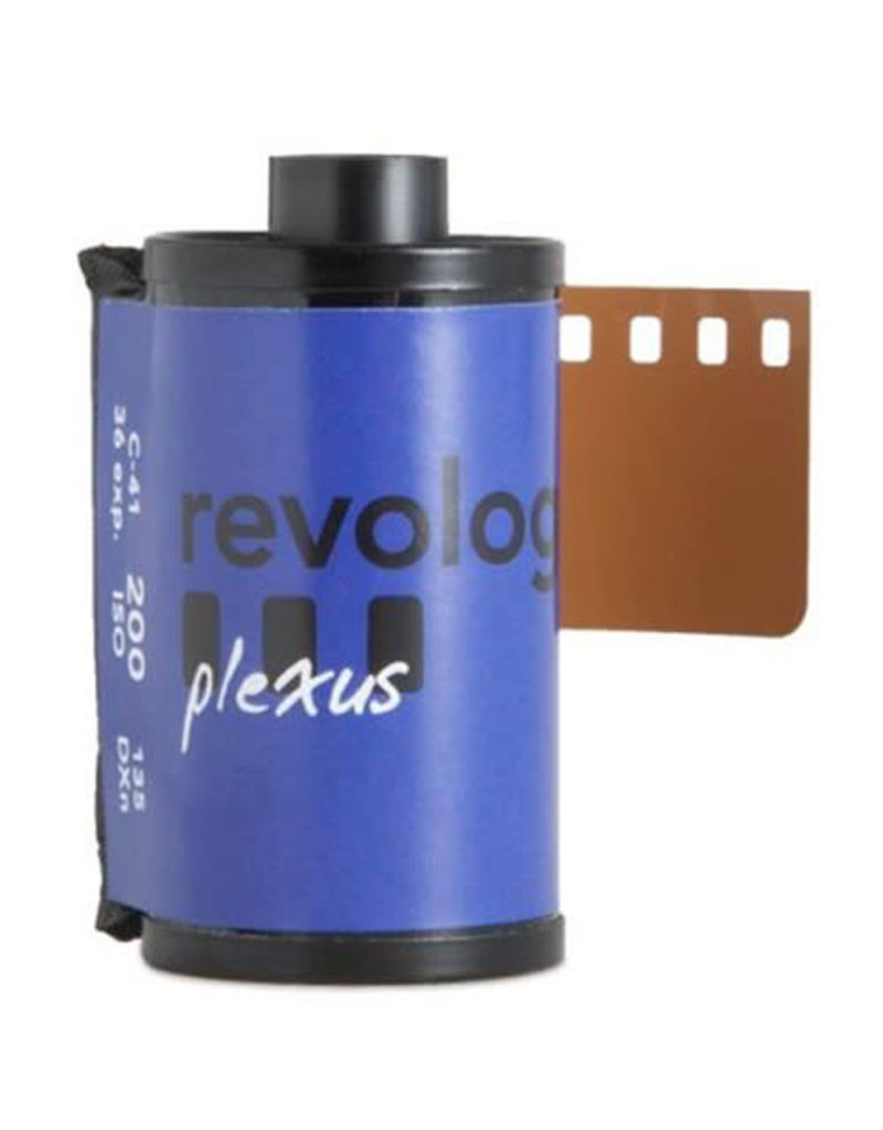 Revolog REVOLOG Plexus 200 Color Negative Film (35mm Roll Film, 36 Exposures)