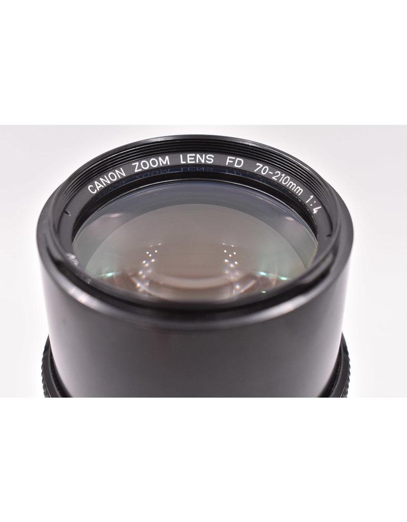 Canon Pre-Owned Canon 70-210mm F/4 FD