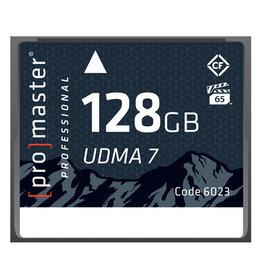 Promaster Compact Flash 128GB Rugged