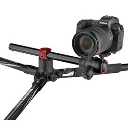 Manfrotto Manfrotto Befree GT XPRO Aluminum Travel Tripod with 496 Center Ball Head