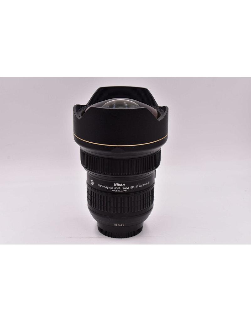 Nikon Pre-Owned AF-S Nikon 14-24mm F2.8G ED