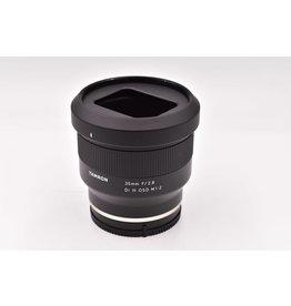 Tamron Pre-Owned Tamron 35mm F2.8 Di III OSD Sony E