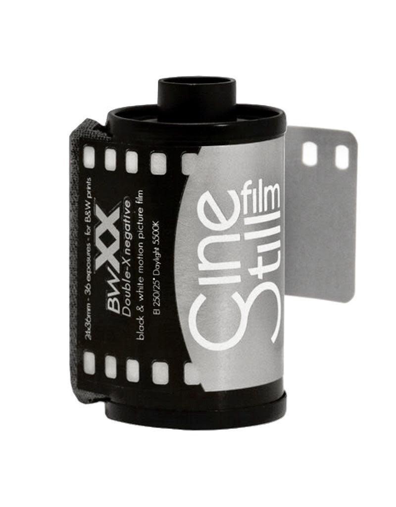 CineStill CineStill Film BwXX Double-X Black and White Negative Film 35mm 200-800 ISO 36 Exposures
