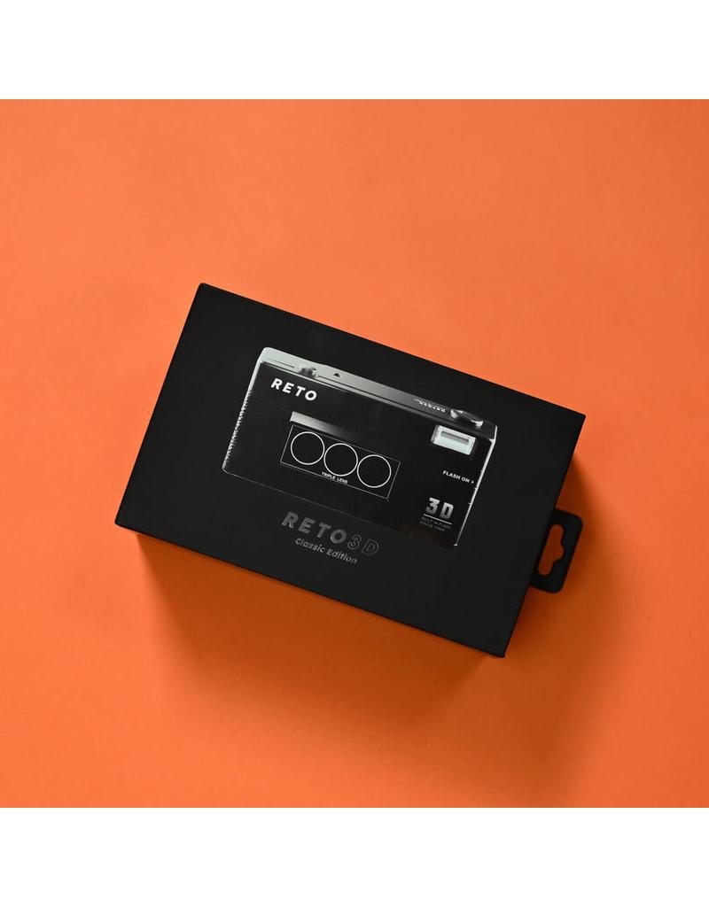 Reto RETO3D Classic 35mm 3D Camera