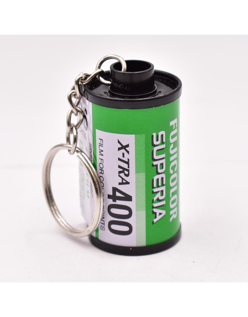 35mm Film Canister Keychain