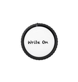 Promaster Write On Rear Lens Cap - Nikon F
