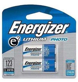 Energizer CR123 2pk