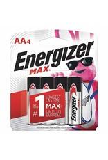 Energizer AA High Energy 4pk