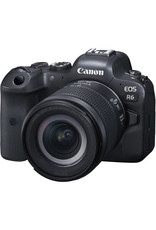 Canon Canon EOS R6 Mirrorless Digital Camera with 24-105mm f/4-7.1 Lens
