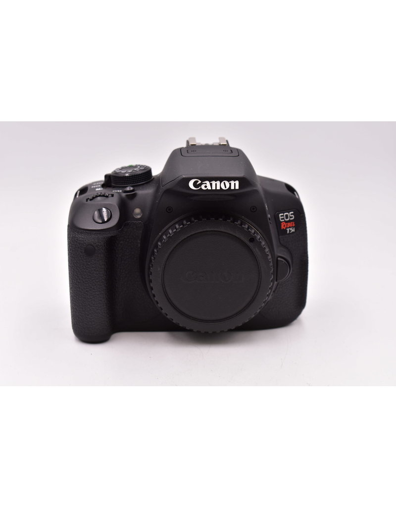 Canon Pre-Owned Canon T5i Body With Grip