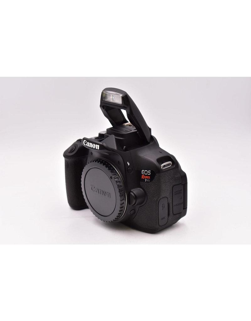 Canon Pre-Owned Canon T4i Body