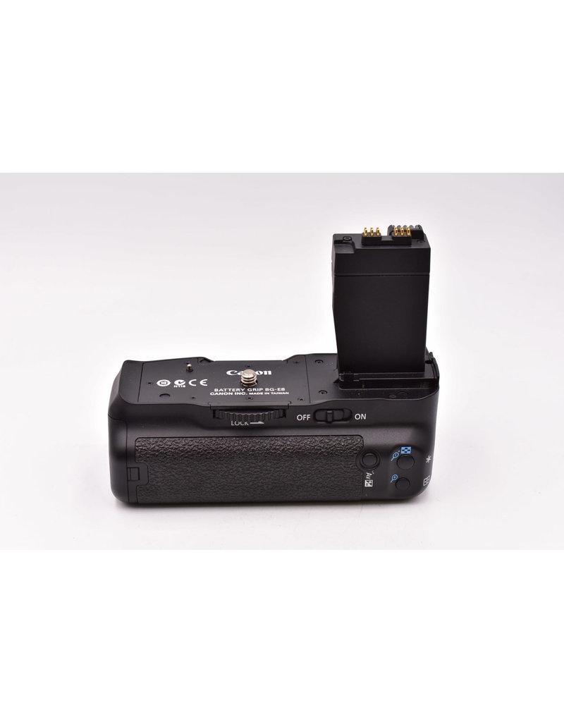 Canon Pre-Owned Canon BG-E8 Grip For T2i, T3i, T4i, T5i