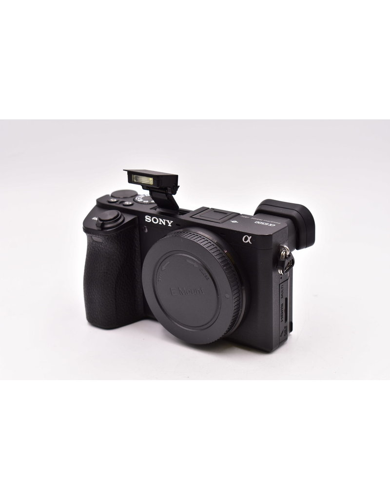 Sony Pre-Owned Sony A6500 Body Shutter Count 4215